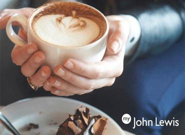 *John Lewis Cafe