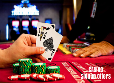 Monetise - Casino Signup Offers