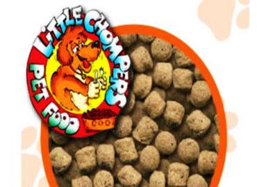 *Little Chompers Dog Food Sample