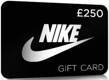 Fluent - Nike Gift Card