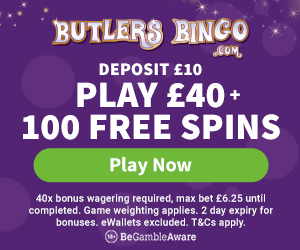 Broadway Gaming - Butlers Bingo