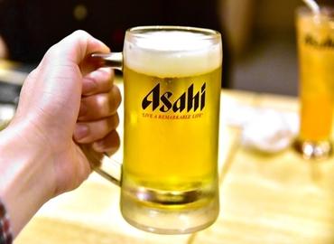 *Asahi Beer