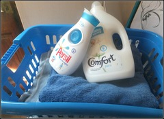 *Persil & Comfort Pure Liquid