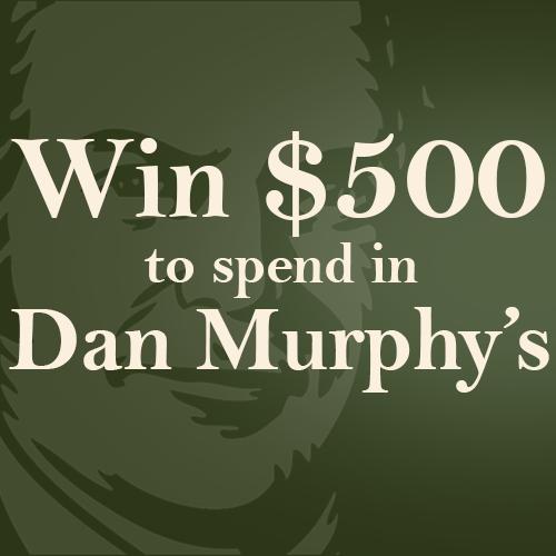$500 Dan Murphy's