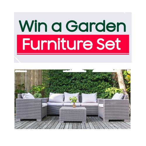 Win a Garden Furniture Set AU