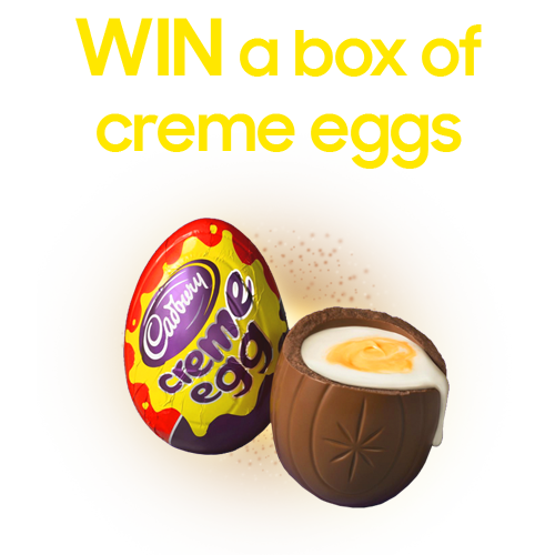 Win a box of Creme Eggs - AU