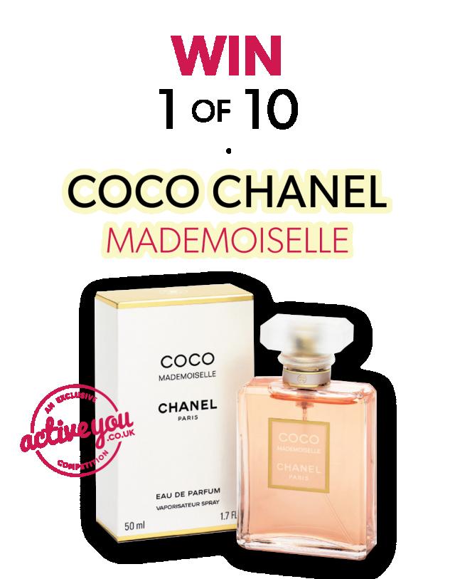 Win 1 of 10 Coco Chanel Perfume