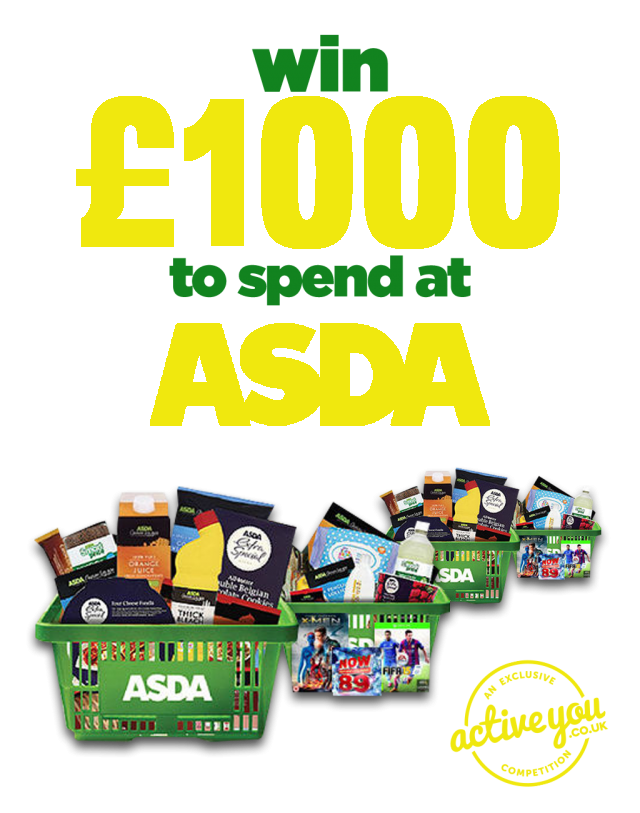 £1000 to spend at ASDA