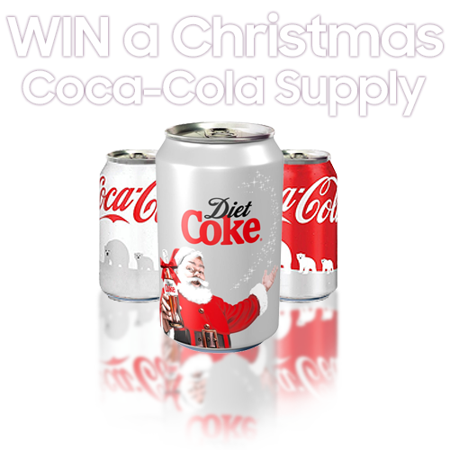 Christmas Coca Cola supply