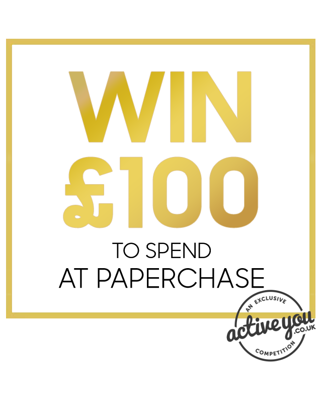 £100 to spend at Paperchase