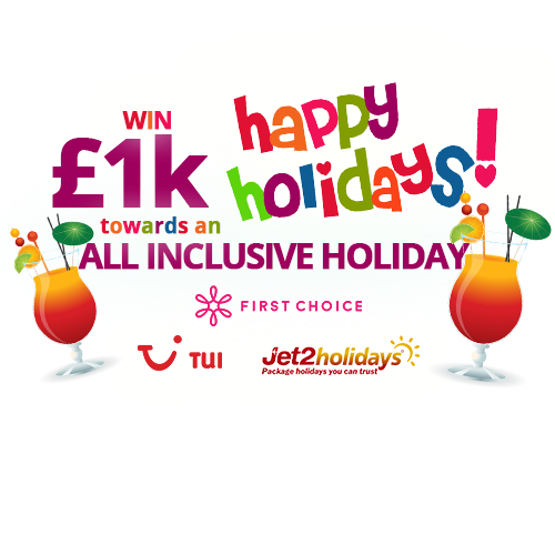 All-inclusive holiday