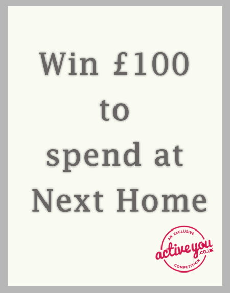 £100 to spend at Next Home