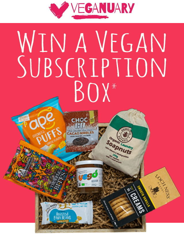 Win a Vegan Subscription Box
