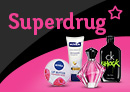 Win £300 of Superdrug Vouchers