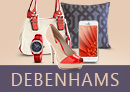 £3000 Debenhams Vouchers
