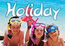 Win a UK family seaside holiday