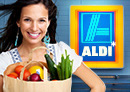 Win £1000 of ALDI vouchers