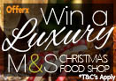 Win £500 of M&S vouchers