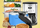 Win a bundle of kitchen appliances