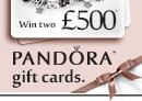 Win a £1000 Pandora Gift Card