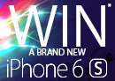 Win an iPhone 6s