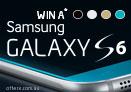 Win a Samsung S6 Smartphone