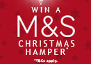 Win a M&S Christmas Hamper