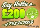 Win a £200 Hello Fresh gift card