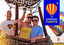 Win a fabulous flight in a Hot Air Balloon!
