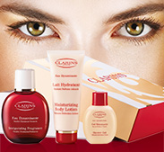 Win a Clarins Goody Bag