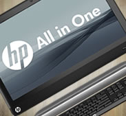 Win an HP desktop computer