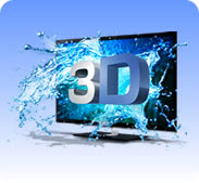 Win a Toshiba widescreen 3D TV