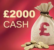 Win £2000 cash
