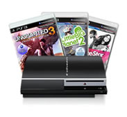 Win a PS3 plus games!