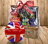 Win a great British Hamper of Goodies!