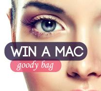 Win a MAC goodie bag!