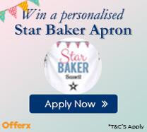 Win a Star Baker Apron