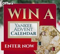 Win Yankee Advent Calendar