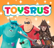 Win £200 ToysRus vouchers