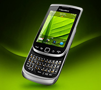 Win a Blackberry Torch Smartphone