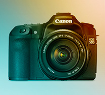Win a Canon Digital SLR Camera