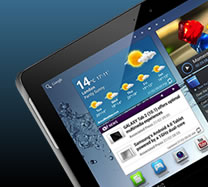 Win Samsung Galaxy Tablet 10.1