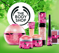 Win a Body Shop Bundle