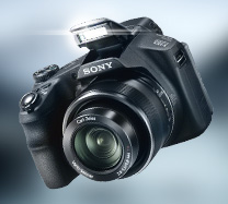 Win a Sony Cybershot Camera with case and memory card