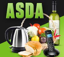 Win £300 of ASDA vouchers