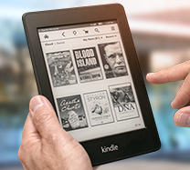 Win an Amazon Kindle Paperwhite 3G