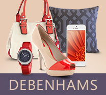 Win £3000 of Debenhams Vouchers