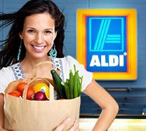 Win £1000 of ALDI vouchers