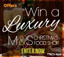 Win £500 of M&S vouchers