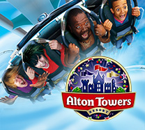 Win an Alton Towers Family Trip